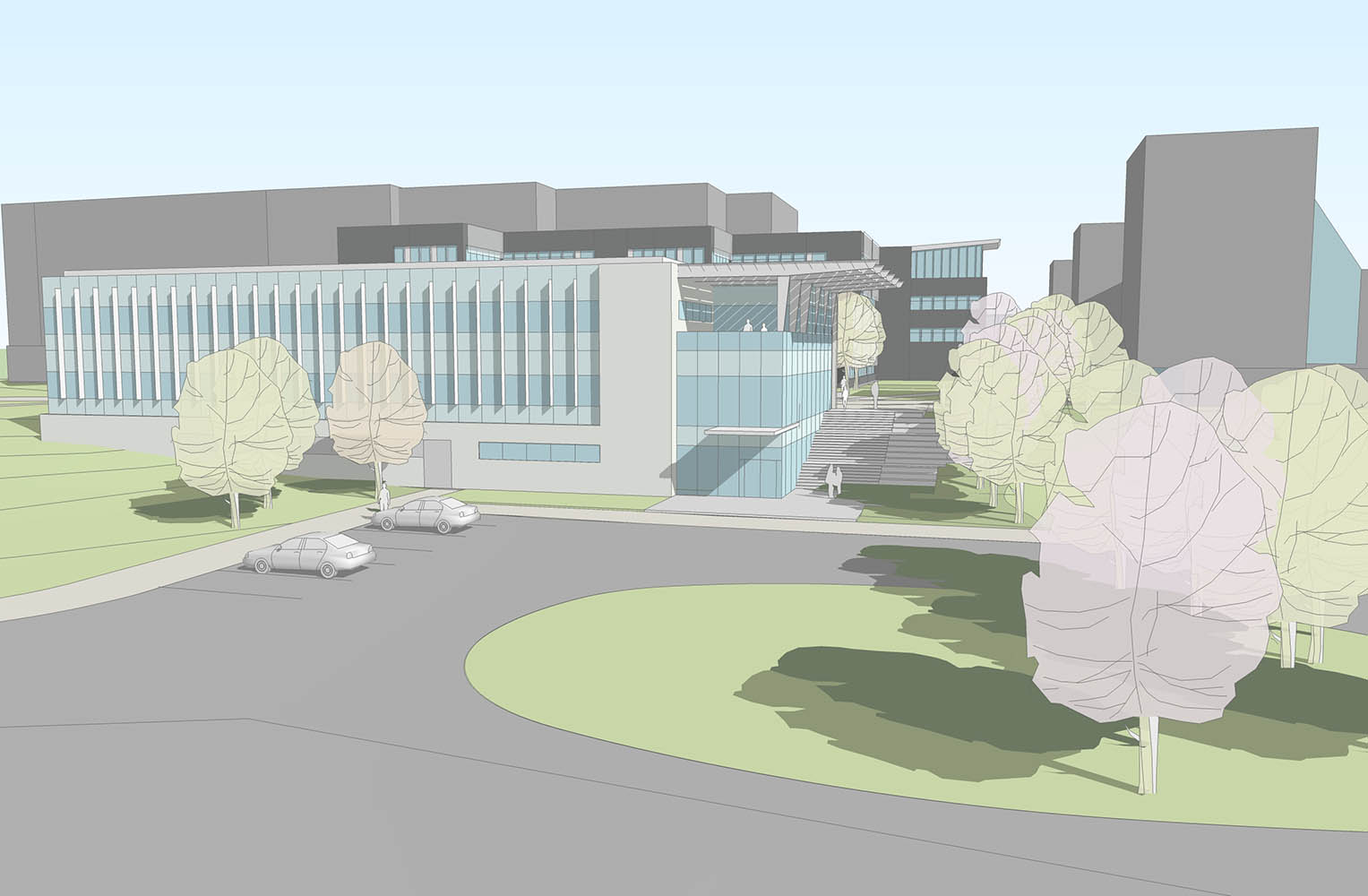 RAMAPO COLLEGE OF NEW JERSEY G-WING RENOVATION & NEW ADLER CENTER ...
