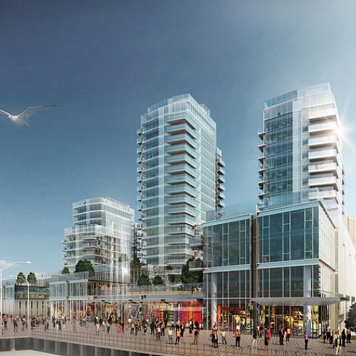 "Coney Island's ""Ocean Dreams"" Development Tops Out"